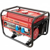 Generator curent electric pe benzina CAMPION 2.6kW, 220V, 4 timpi, racire cu aer, rezervor 15 litri