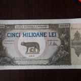 5000 000 lei 1947