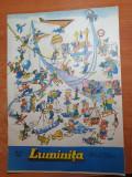 Revista pentru copii - luminita februarie 1985