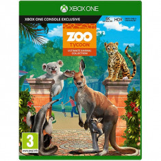Zoo Tycoon Ultimate Animal Collection Xbox One
