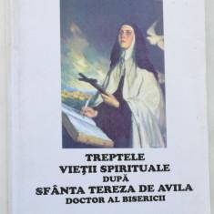 Treptele vietii spirituale dupa Sfanta Tereza de Avila Doctor al Bisericii