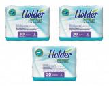 Aleze/Protectii pentru pat marca Holder, 60x90 cm, 90 buc/pachet