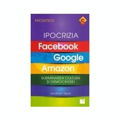 Ipocrizia Facebook, Google, Amazon