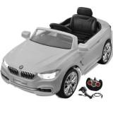 Cumpara ieftin Mașină de jucărie cu baterii și telecomandă BMW Alb