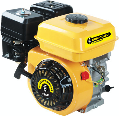 MOTOR UZ GENERAL - BENZINA - 15 CP - Tip motor: Monocilindru, 4-timpi, racire cu aer foto