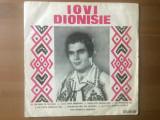 "iovi dionisie disc vinyl 10"" mijlociu Electrecord EPD 1303 muzica populara banat"