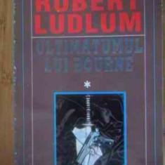 Ultimatumul Lui Bourne Vol.1 - Robert Ludlum ,537955