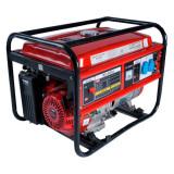 Raider - RD-GG03 - Generator de uz general, 5 kW, Raider, -, - CP, 25 l, pornire mecanica, benzina fara plumb, senzor lipsa ulei, voltmetru, mon