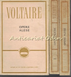 Opere Alese I-III - Francois Voltaire