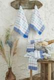 Set zece prosoape de bucatarie, Eponj Home, 336EPJ1104, Multicolor