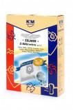 Sac aspirator Zelmer, sintetic, 4X saci +1 filtru, KM