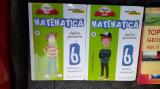 MATEMATICA ALGEBRA GEOMETRIE CLASA A VI A - 2 VOLUME