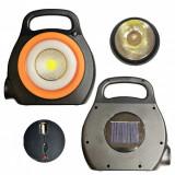 Lampa de Lucru Solara Lanterna LED 1W COB LED 3W Tub Luminos slot USB
