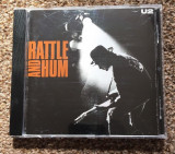 U2 - Rattle And Hum CD (1988)