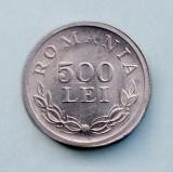 ROMANIA  -  500 Lei 1946, Aluminiu