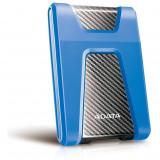 HDD extern 2TB, HD650, 2.5, USB3.1, Rezistent la zgarieturi, Albastru