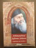 ARHIMANDRITUL SOFRONIE SAHAROV - EXPERIENTA UNEI INTALNIRI