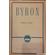 Opere alese Byron