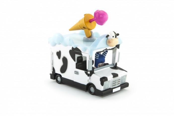 Masina de inghetata cu figurina Pogo