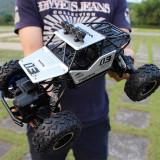 Masina de jucarie Rock Crawler, cu telecomanda, 4X4