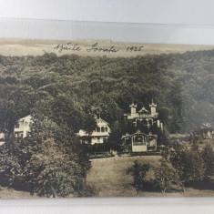 Sovata 1925, Circulata, Fotografie