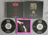 Simple Minds - Live in the City of Light 2CD (1987)