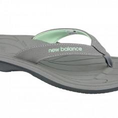 Papuci flip-flop New Balance W6091GR pentru Femei