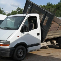 Iveco Daily Basculant pe 3 parti (Renault Master), 2.2 DCI diesel, an 2002