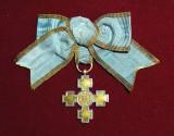 Decoratia - CRUCEA ELISABETA 1877-1878  -Alinare şi Mângâiere - medalie - ordin