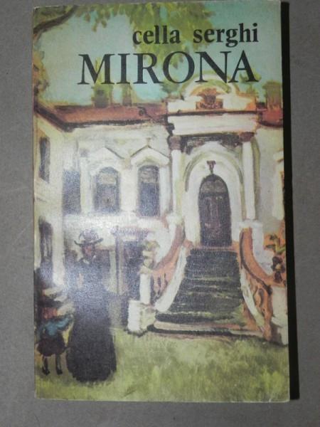 MIRONA-CELLA SERGHI BUCURESTI 1975