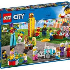 LEGO City - Parcul de distractii 60234