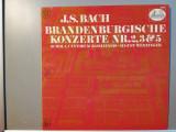 Bach – Brandenburg Concertos no 2,3,5 (1872/Heliodor/RFG) - VINIL/(NM), Deutsche Grammophon