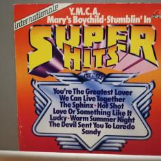 Internationale Super Hits – Selectii (1978/Maritim/RFG)  - VINIL/NM