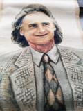 Portret Grigore Vieru