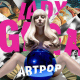 Lady Gaga Artpop reissue 2019 (cd)