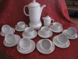 SET / SERVICIU CAFEA PORTELAN SELTMANN WEIDEN BAVARIA CEAINIC LETIERA CESTI