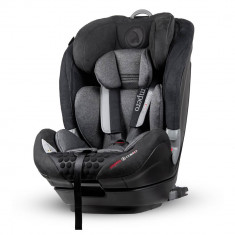 Scaun auto Impero cu Isofix si Top Tether 9-36 Kg Black Coletto for Your BabyKids