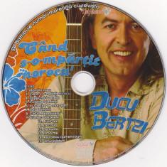 CD Ducu Bertzi – Când S-o-mpărțit Norocu', original