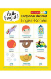Hello English! Dictionar ilustrat - Sam Hutchinson