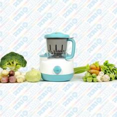 Robot bucătărie cu abur Vaporo, blender 130 W, U-Grow