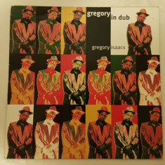 [Vinyl] Gregory Isaacs - Gregory in Dub - disc original, VINIL