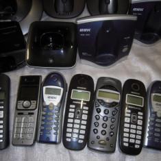 Lot 10 telefoane fara fir