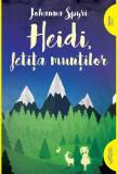 Heidi, fetiţa munţilor (repovestire) PB