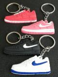 Breloc Nike tenisi vara primavara unisex papuci de firma unisex negri cadou 2020