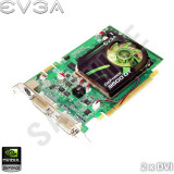 Placa video EVGA nVidia GeForce 9500GT 512MB DDR2 128-Bit, 2 x DVI