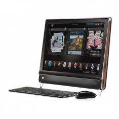 Sistem All in One sh HP TouchSmart IQ520nl, T6400, 22 inch Touchscreen