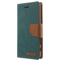 "Husa APPLE iPad Mini 2\3 (7.9"") - Canvas Diary (Verde)"