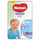 Scutece chilotel Huggies Pants Mega, nr 3, Boy, 58 buc, 6-11 kg