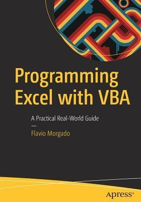 Programming Excel with VBA: A Practical Real-World Guide foto