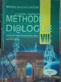 Jana Grosu, Claude Dignoire-Manual limba franceza, clasa VII-a. Methode Dialogue
